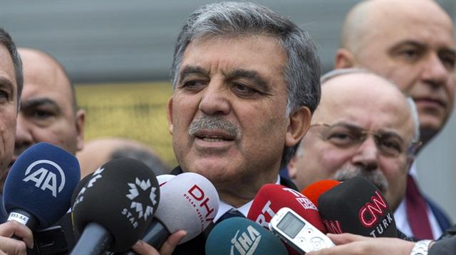 Abdullah Gül : İnşallah son kez uzatılır
