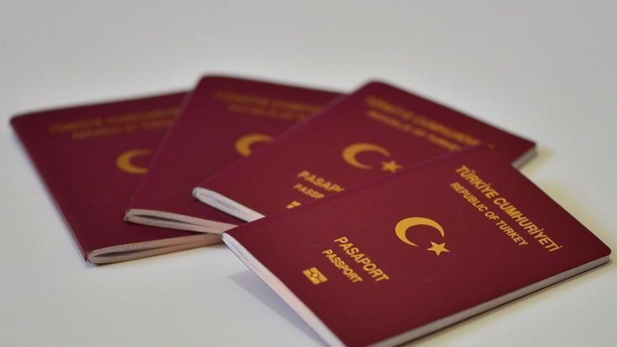 57 bin 191 kişinin pasaport tahdidi kaldırıldı