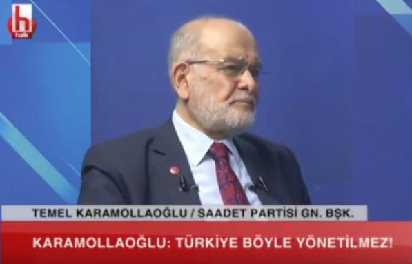 Temel Karamollaoğlu: Adımın başına 'terör' yazıp pasaportumu vermediler